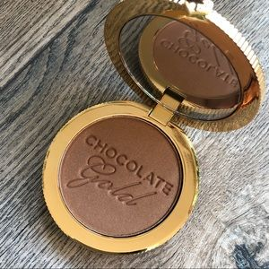 New Too Faced Chocolate Gold Bronzer